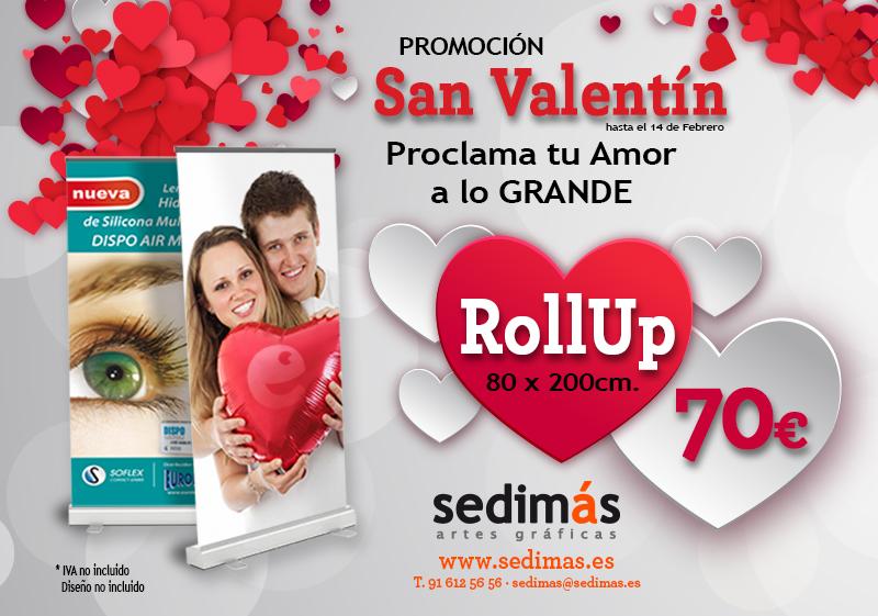 RollUp para anunciar tu producto por solo 70 euros