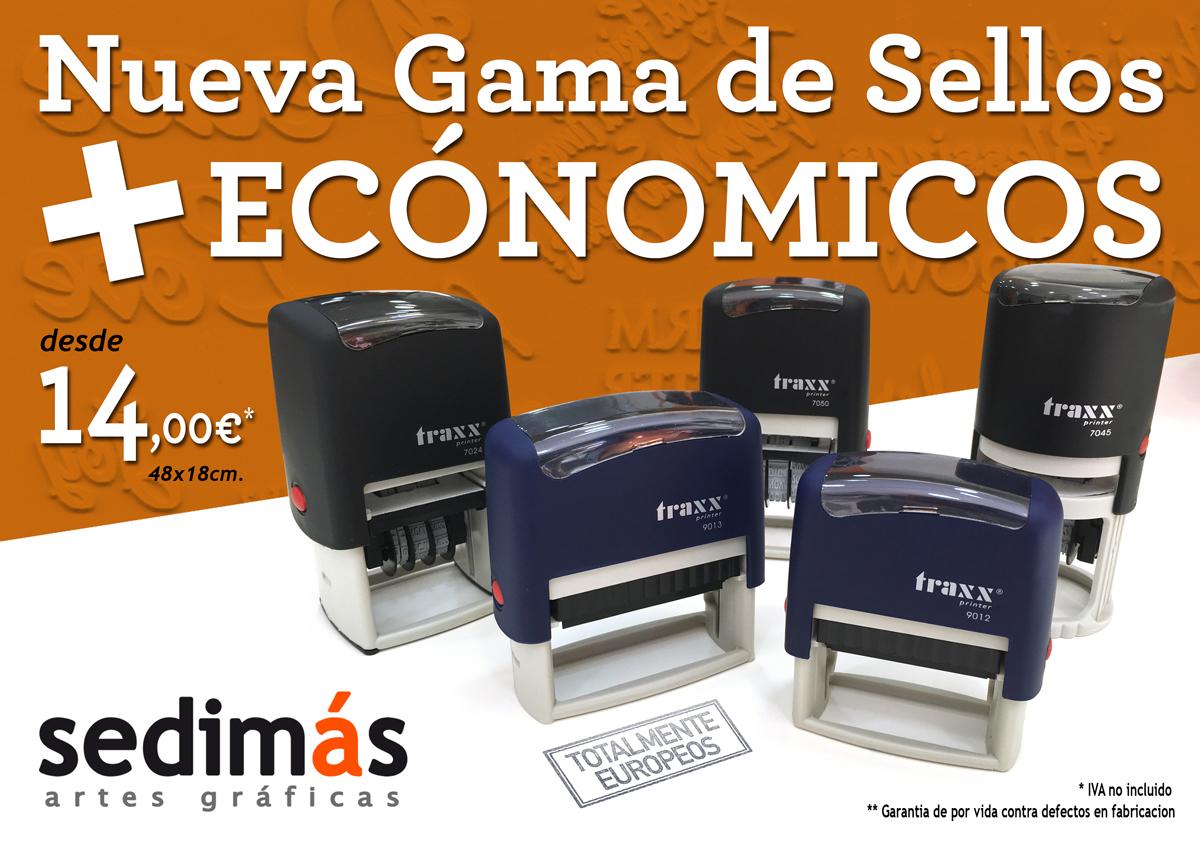 sello automatico economico
