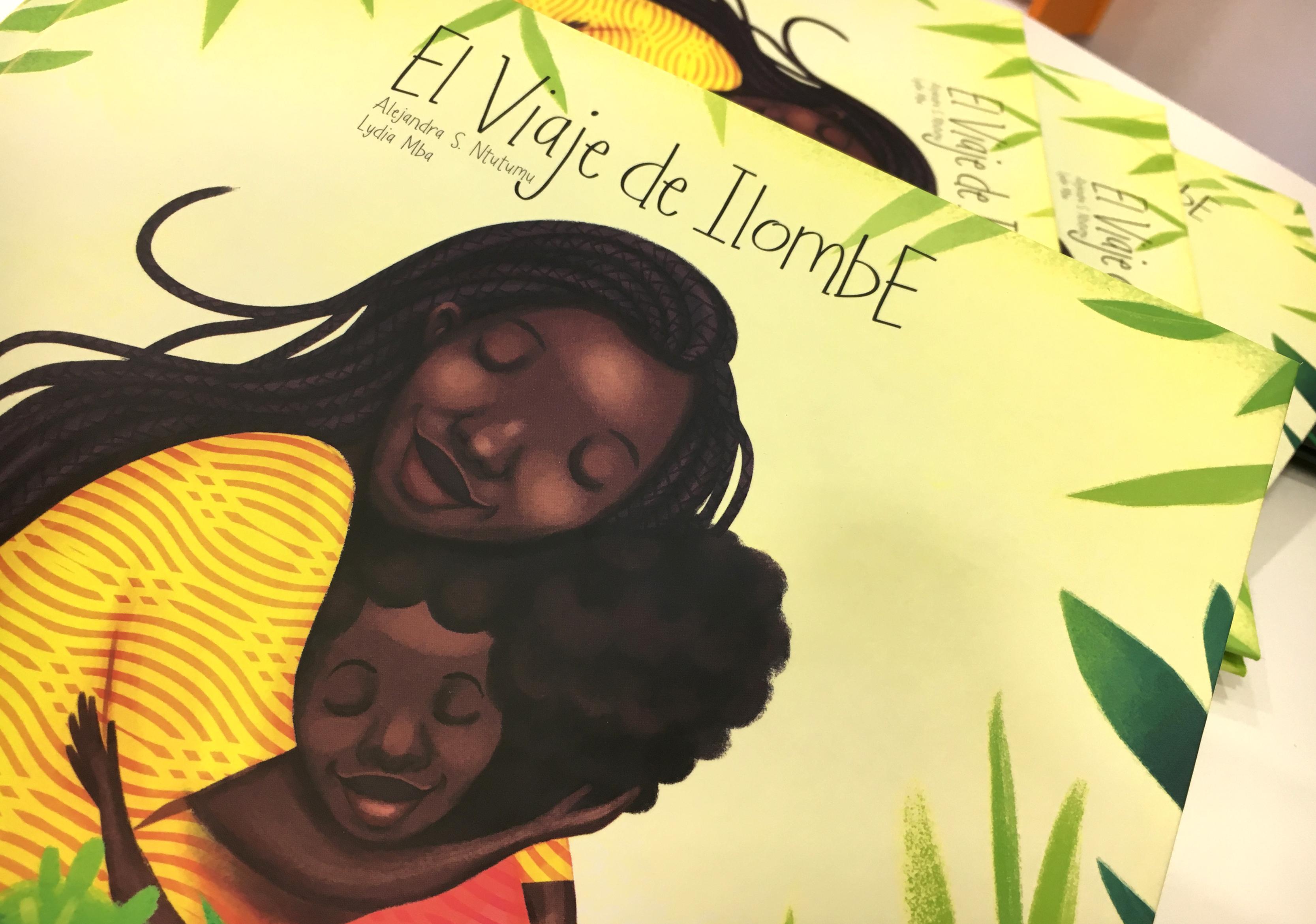 Potopoto Afrocuento El Viajede Ilombe